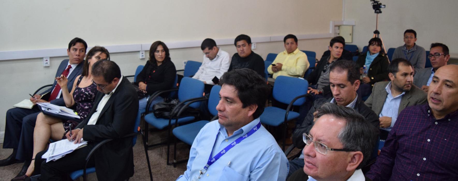 Reunión de Aclaración - Empresas Interesadas